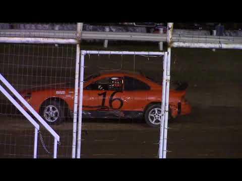 Hummingbird Speedway (7-7-18): Aaron's Four-Cylinder Feature
