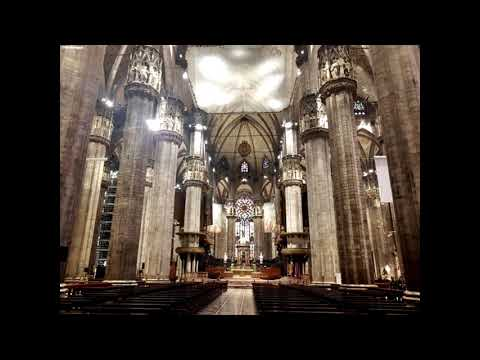 """""""raindrops (an Angel Cried) - Ariana Grande"""" But You're In A Cathedral"""