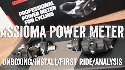 Favero Assioma Power Meter First Ride!