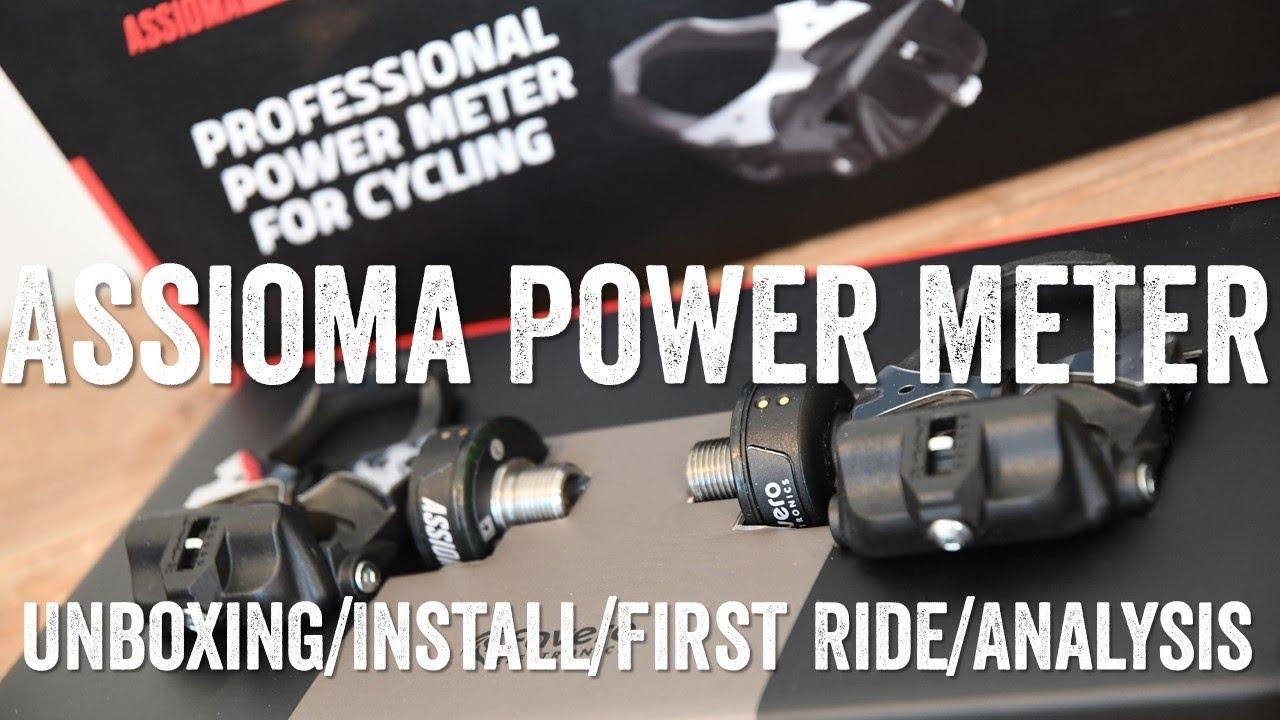 Assioma Power Meter Updgrade Kit
