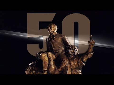 UGA Football: Fifty Years at Georgia: A Conversation With Vince Dooley: 2014