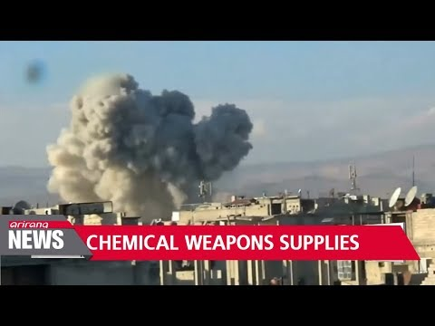 UN report: N. Korea shipping chemical weapons supplies to Syria
