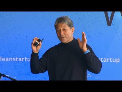 Guy Kawasaki, The Lessons of Steve Jobs - Lean Startup Week 2016