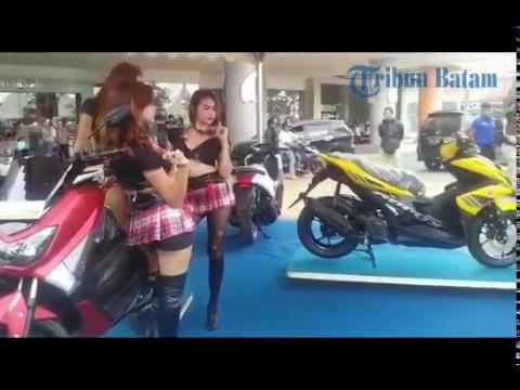 Begini Loh Serunya Even Blue Core Yamaha Motor Show di Batam
