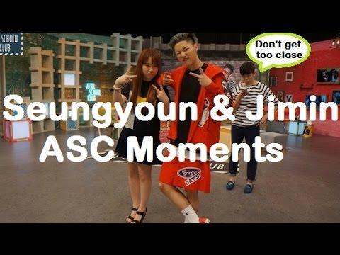Seungyoun (UNIQ) +Jimin (15&) ASC Moments