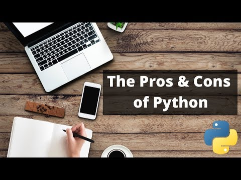 The Pros And Cons Of Python