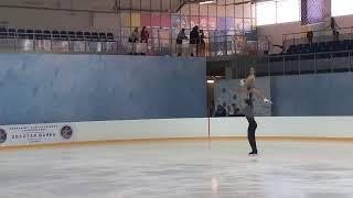 Всероссийские соревнования по фигурному катанию Южный бриз