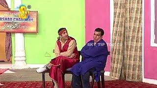 Zafri Khan Iftikhar Thakur and Naseem Vicky Muhabbat CNG 4 Stage Drama Clip