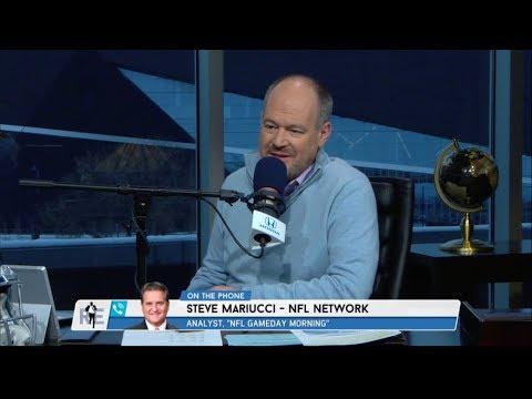 NFL Network Analyst Steve Mariucci Talks Super Bowl 52 & More - 2/5/18