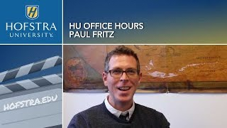 HU Office Hours: Paul Fritz
