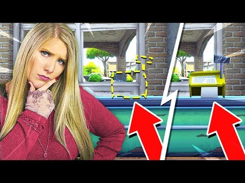 FORTNITE SPOT THE DIFFERENCE CHALLENGE vs MY WIFE!