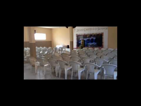Sede da Igreja Universal dentro de um presidio no Piauí