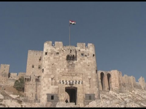 Reconstruction Begins in Aleppo; Locals Hopeful for New Life