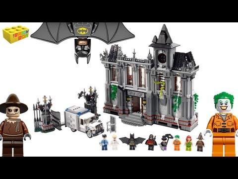 Lego Batman Arkham Asylum Breakout Review Superheroes 10937