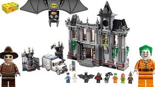 Lego Batman Arkham Asylum Breakout Review Superheroes 10937
