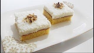 Muhteşem Lezzet Gelin Pastası Tarifi - Çok Hafif Sütlü Tatlı Tarifi