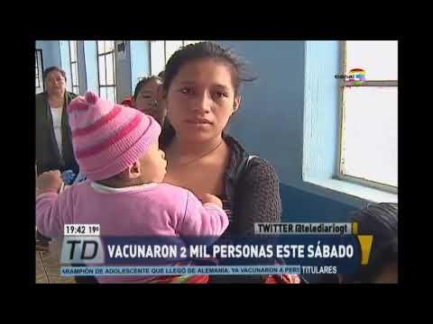 Confirman caso de sarampión en Guatemala luego de 20 años