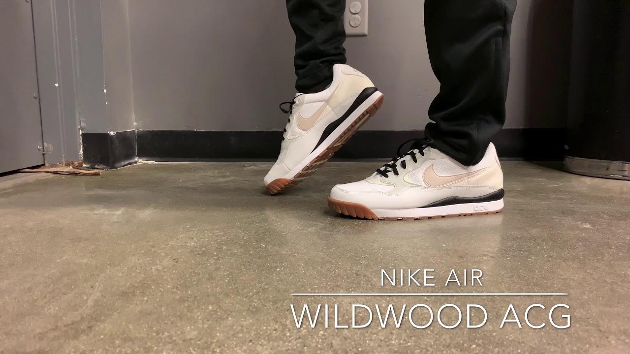 Nike Air Wildwood ACG Premium YouTube