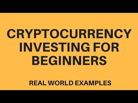 Cryptocurrency Investing