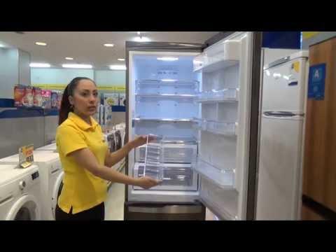 видео: Холодильник samsung