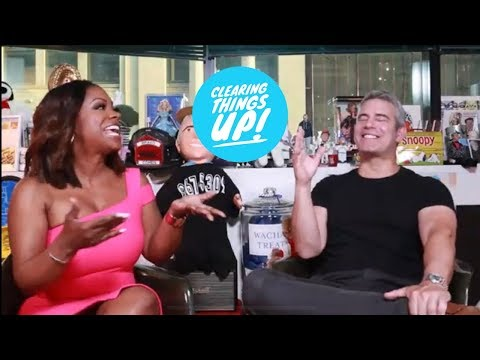 Real Housewives Of Atlanta Speak On It Andy Cohen