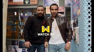 """SNL بالعربى  - فيلم الموسم """" إختفاء حسنة أحمد السقا ؟ """"  😂😂 بطولة السقا وفهمى"""