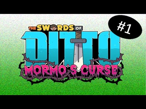A New Journey - 1 - The Swords of Ditto: Mormo's Curse |