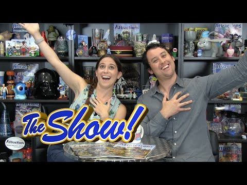 Attractions - The Show - Lego Star Wars Days; Fan Fest Orlando; latest news - Nov. 10, 2016