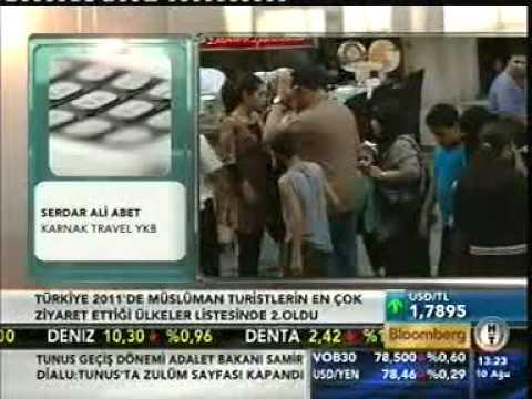 Karnak Travel Serdar Ali Abet Bloomberg Tv