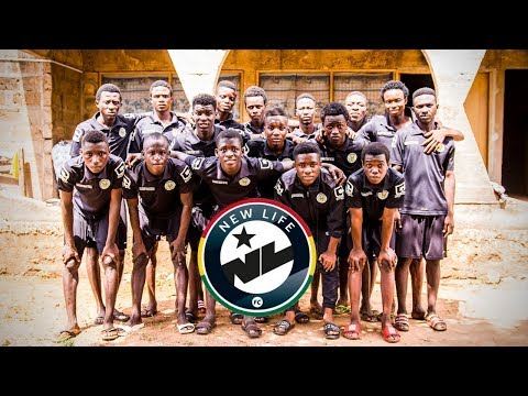 Newlife Football Academy  - Ghana
