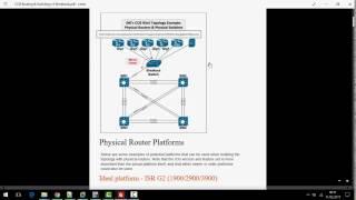 Aprendendo a usar o WEB IOU (CCIE) parte 1