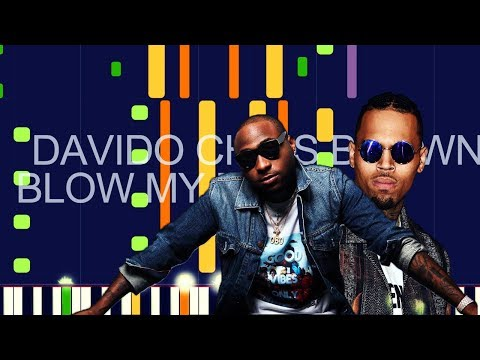 """davido-ft.-chris-brown---blow-my-mind-(pro-midi-remake)---""""in-the-style-of"""""""