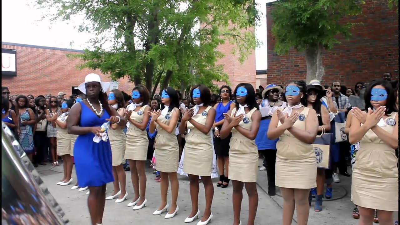 zeta probate 2011 gamma alpha famu youtube
