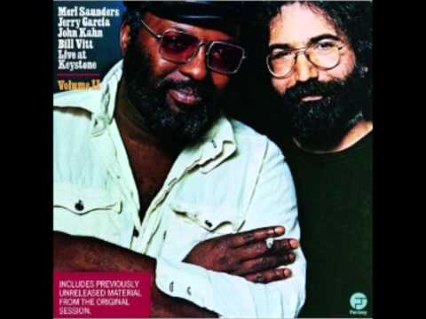 Merl's Tune... Merl Saunders and Jerry Garcia with John Kahn and Bill Vitt  Live at Keystone.wmv