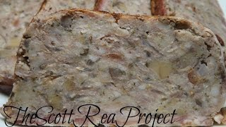 The Best Christmas Stuffing Recipe,wrapped In Bacon.thescottreaproject.