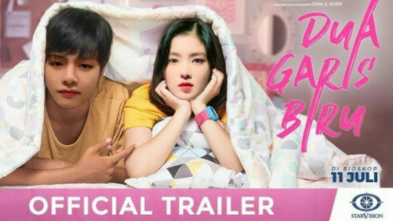 Dua Garis Biru Official Trailer Parody Irene Taehyung