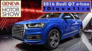 Audi Q7 e-tron ladbar hybrid | Albjerk Bil