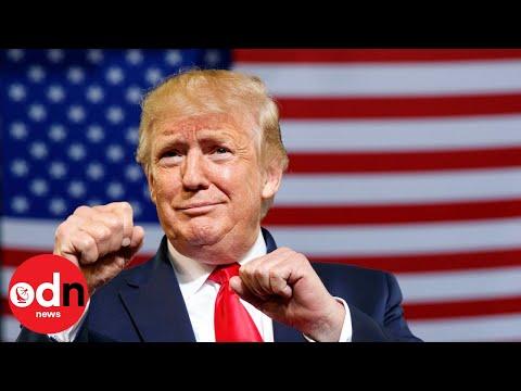 'Send Her back!' Trump Crowd Chants as President Attacks Ilhan Omar