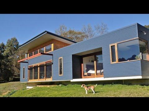 31 Metal-Clad Contemporary Homes