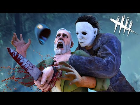 +18! МАНЬЯК МАЙКЛ МАЙЕРС АҚЫР ШАЛДЫ ҰСТАП АЛДЫ ◆ Dead By Daylight