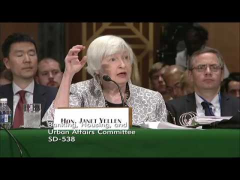 Senator Scott Questions Chair Yellen in Senate Banking Committee