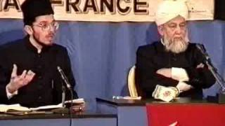 Majlis Khuddam-ul-Ahmadiyya France -12.flv resurection selon le Coran et la Bible!