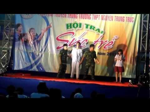 Hoạt cảnh Nguyễn Văn Trỗi 11A7