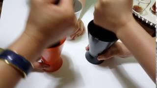 [fromCOREA] 국민 마늘다지기
