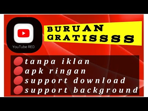 youtube premium gratis | Download youtube vanced apk terbaru