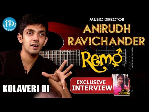 Anirudh Ravichander Exclusive Interview || Talking Movies With iDream #188 || #remo