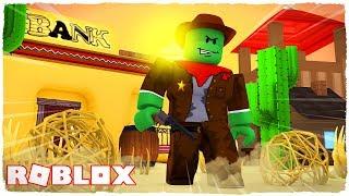 👉 ¡ME CONVIERTO EN EL PEOR SHERIFF DE ROBLOX!