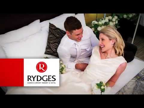 Rydges Darwin Resort Wedding TV Commercial  (2015)