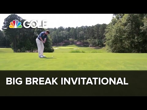 Big Break Invitational Starts Tuesday 9/30 at 3PM ET | Golf Channel