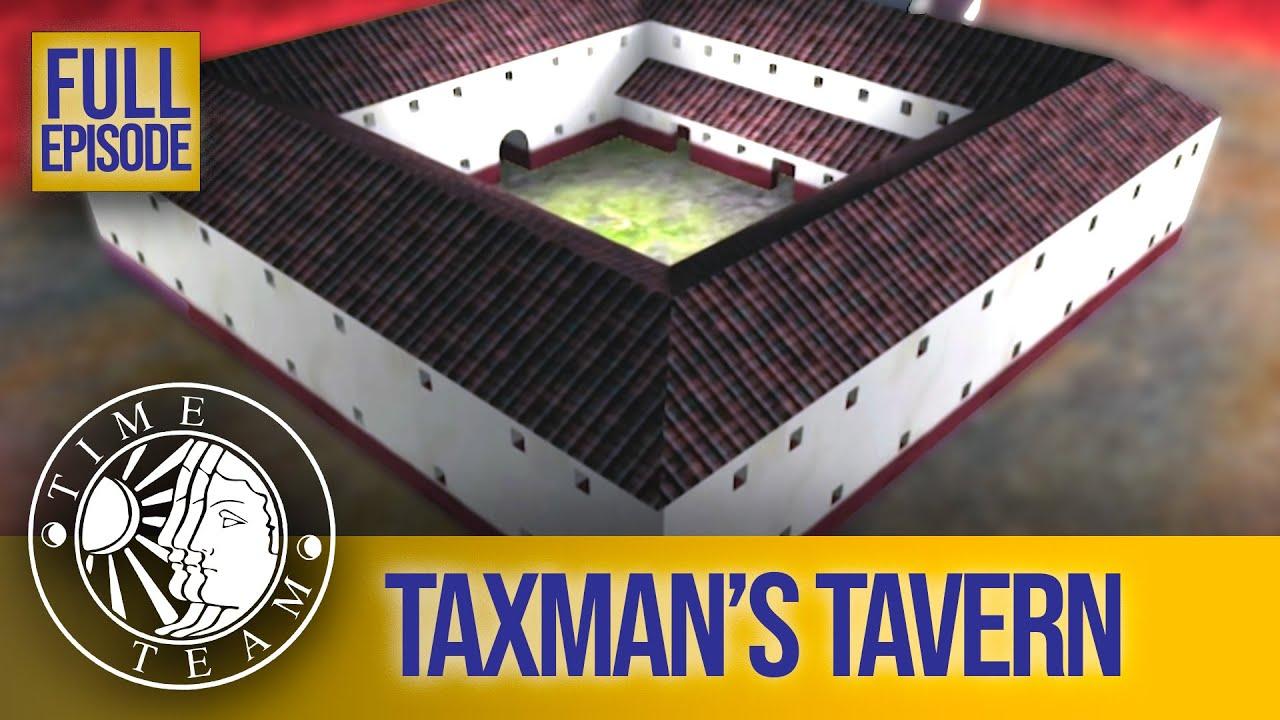 Download The Taxman's Tavern: Roman Mansion (Alfoldean) | S13E12 | Time Team